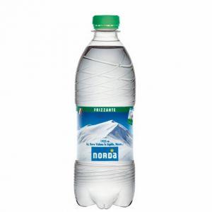 ACQUA NORDA FRIZZANTE 50 cl. PET - Pacchi da 24 bottiglie