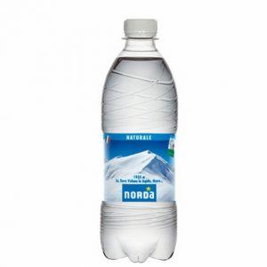 ACQUA NORDA NATURALE 50 cl. PET - Pacchi da 24 bottiglie