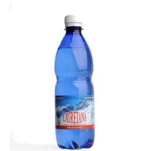 ACQUA LAURETANA FRIZZANTE 50 cl. PET - Pacchi da 24 bottiglie