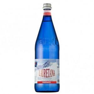 ACQUA LAURETANA FRIZZANTE 100 cl. vetro a rendere - Casse da 12 bottiglie