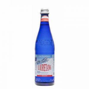 ACQUA LAURETANA FRIZZANTE 50 cl. vetro a rendere - Casse da 20 bottiglie