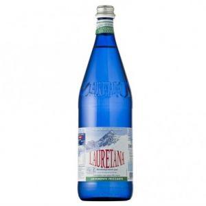 ACQUA LAURETANA LIEVEMENTE FRIZZANTE 100 cl. vetro a rendere - Casse da 12 bottiglie