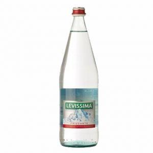 ACQUA LEVISSIMA FRIZZANTE 100 cl. vetro a rendere - Casse da 12 bottiglie