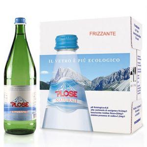 ACQUA PLOSE Easybox FRIZZANTE 100 cl. vetro a perdere - Scatole da 6 bottiglie