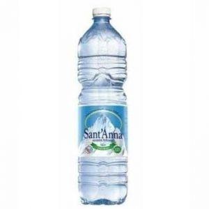 ACQUA SANT ANNA NATURALE 150 cl. PET - Pacchi da 6 bottiglie