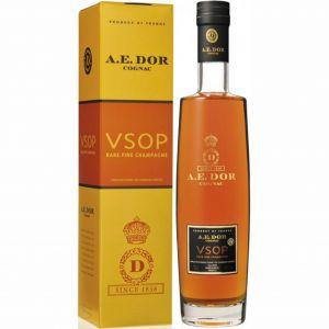 A.E. DOR COGNAC Rare Fine Champagne V.S.O.P. 70 cl.