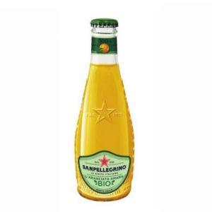 ARANCIATA Amara Bio SAN PELLEGRINO 20 cl. vetro a perdere - Pacchi da 24 bottiglie