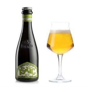 Birra ISAAC BALADIN Artigianale Blanche 33 cl.