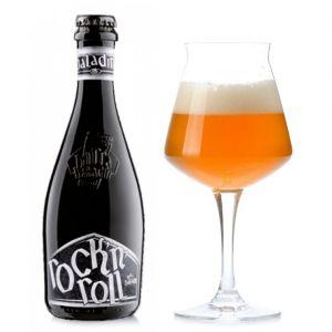 Birra ROCK 'N' ROLL BALADIN Artigianale American Pale Ale 33 cl.