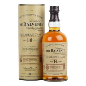THE BALVENIE Caribbean Cask 14 YO Whisky