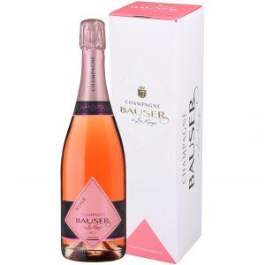 CHAMPAGNE BAUSER Brut Rosé Pinot Noir