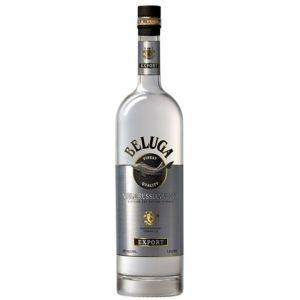 BELUGA Noble Russian Vodka Export 0.700 lt.