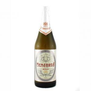 Birra MENABREA 0660 lt. vetro a perdere
