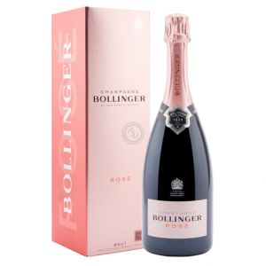 BOLLINGER Rose Champagne Special Cuvee