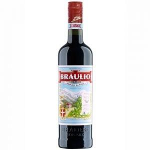 BRAULIO Liquore Amaro di Bormio 100 cl.
