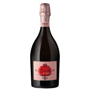 BRUNO E LE ROSE Lambrusco Rosè Spumante Emilia Ceci