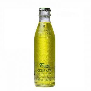 CEDRATA TASSONI 0,180 lt. vetro a perdere - Pacchi da 25 bottiglie