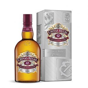 CHIVAS REGAL 12 olds Scotch Whisky