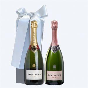 Champagne BOLLINGER Cofanetto da 2 BOTTIGLIE