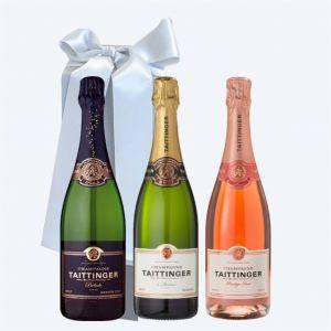 Champagne TAITTINGER Cofanetto da 2 BOTTIGLIE