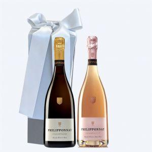 Champagne PHILIPPONNAT Cofanetto da 2 BOTTIGLIE