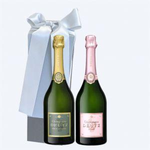 Champagne DEUTZ Cofanetto da 2 BOTTIGLIE