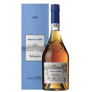DELAMAIN Cognac XO Grande Champagne PALE DRY 70 cl.