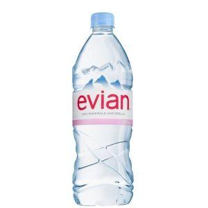 ACQUA EVIAN Naturale 100 cl. PET - Pacchi da 6 bottiglie
