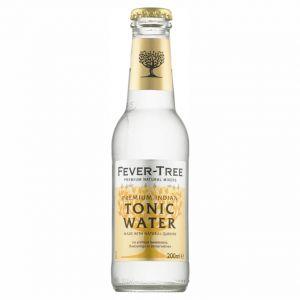 TONIC INDIAN Fever Tree 20 cl. vetro a perdere - Pacchi da 24 bottiglie