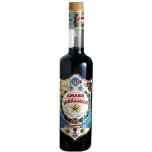 JANNAMICO Liquore Amaro dAbruzzo 70 cl.