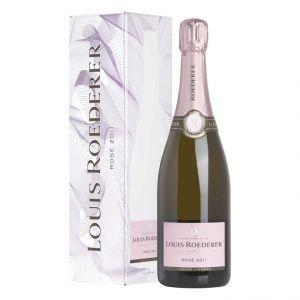 LOUIS ROEDERER Champagne Brut Rose 2014