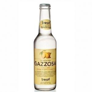 GAZZOSA LURISIA 27,5 cl. vetro a perdere - Pacchi da 24 bottiglie