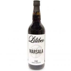 MARSALA Fine Secco Lilibeo PELLEGRINO 100 cl.