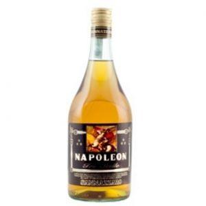 NAPOLEON Tre STELLE Brandy Sannazzaro 100 cl.