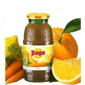 PAGO Succo A.C.E. 20 cl. vetro a perdere - Pacchi da 24 bottiglie