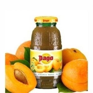 PAGO Succo ALBICOCCA 20 cl. vetro a perdere - Pacchi da 24 bottiglie