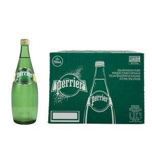 ACQUA PERRIER 75 cl. vetro a perdere - Scatole da 12 bottiglie