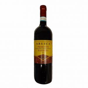 BARBERA Piemonte Fermo Aresca 75 cl.