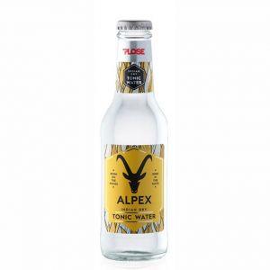 TONIC INDIAN DRY Alpex PLOSE 20 cl. vetro a perdere - Scatole da 24 bottiglie