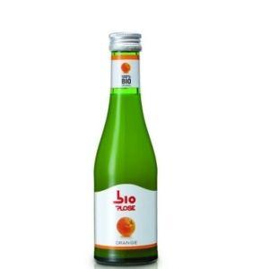 PLOSE Succo Bio ARANCIA 20 cl. vetro a perdere - Pacchi da 24 bottiglie
