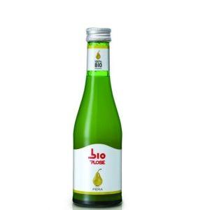 PLOSE Succo Bio PERA 20 cl. vetro a perdere - Pacchi da 24 bottiglie