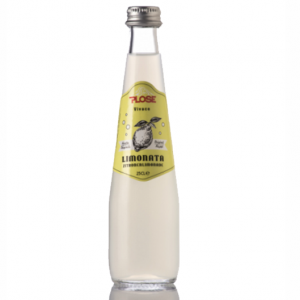 LIMONATA PLOSE 25 cl. vetro a perdere - Scatole da 24 bottiglie