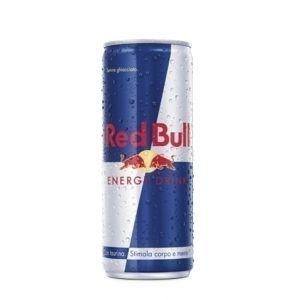 RED BULL Energy Drink 25 cl. lattina - Pacchi da 24 lattine