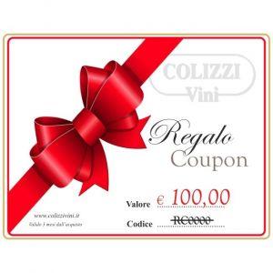 COUPON REGALO #100 - Idea Regalo