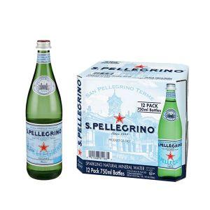 ACQUA SAN PELLEGRINO Frizzante 75 cl. - Scatole da 12 bottiglie