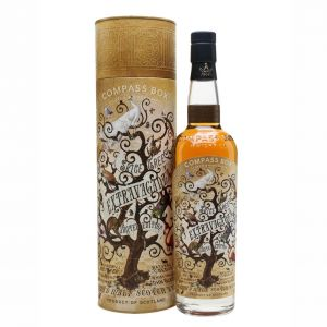 EXTRAVAGANZA Whisky Spice Tree Tenth Anniversary COMPASS BOX