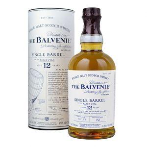 THE BALVENIE Single Barrel 12 YO Whisky