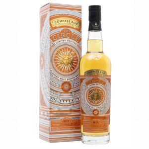 THE CIRCLE Blended Malt Scotch Whisky COMPASS BOX