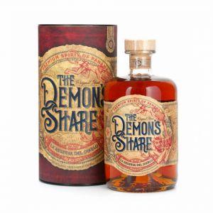 The DEMON'S SHARE Rum Riserva DIABLO 6YO