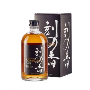 TOKINOKA BLENDED BLACK Whisky 50 cl. White Oak distillery